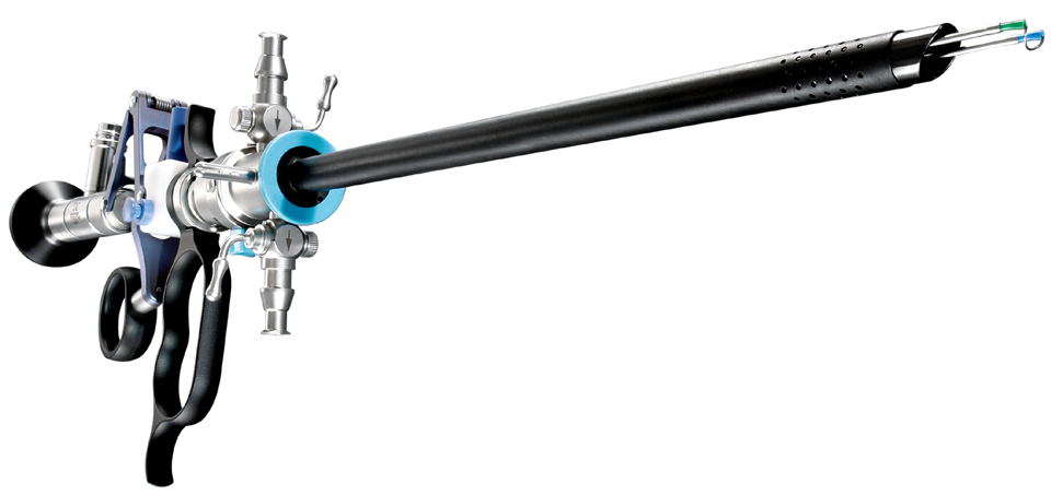 resecteur tekno medical - steribloc