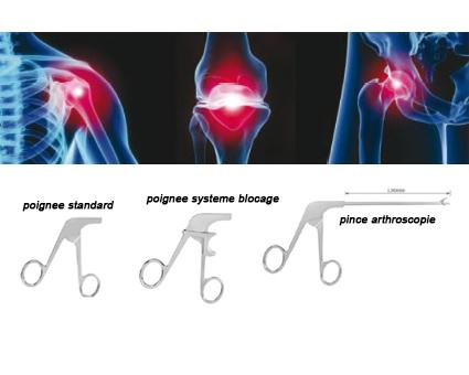 arthroscopie - Steribloc